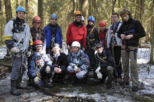 Школа подготовки по горному туризму