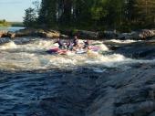 Смертельный сплав по реке Вильва и Вижай
