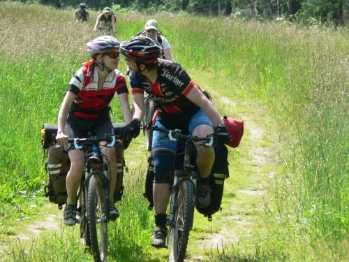 Веловыходы в Подмосковье в выходные