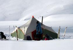 Особенности группового снаряжения в лыжном туризме
