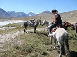 Конный поход по Монголии