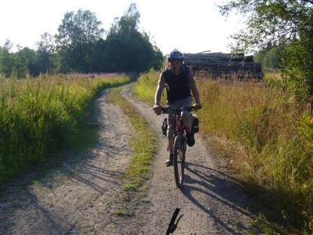 Выходные в Карелии на велосипеде вокруг Сямозера