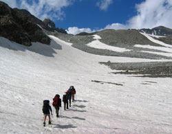 Горный туризм - лекция по безопасности в горах