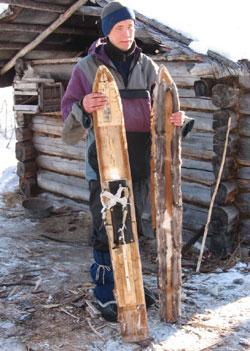 Особенности личного снаряжения в лыжном туризме