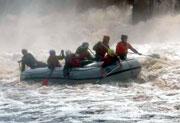 Рафтинг на реке Шуя Карелия