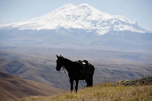Кавказский Конный маршрут
