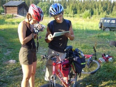 Велосипедное путешествие по Карелии