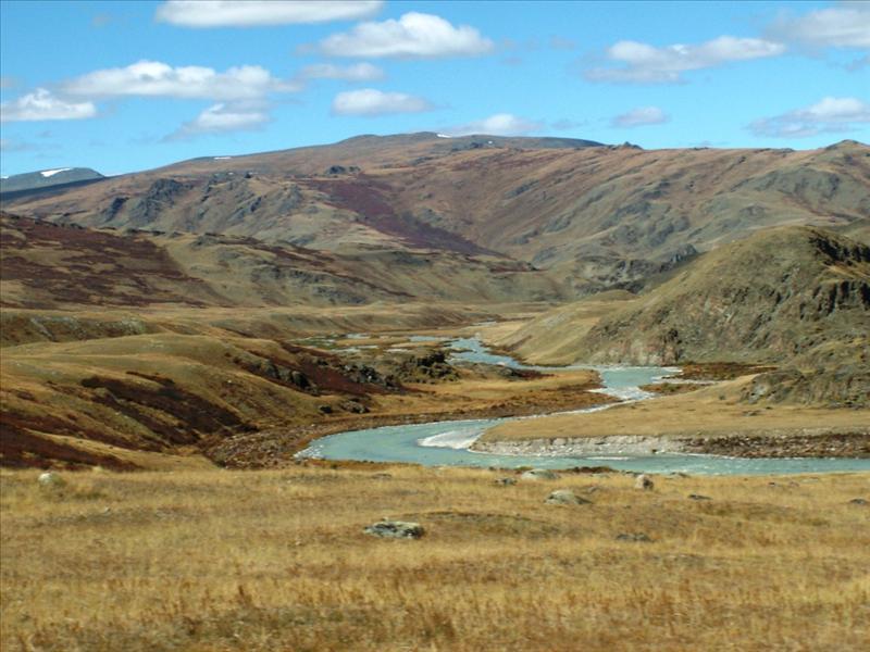 Конный тур на Южном Алтае на плато Укок