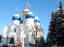 Очарование Сергиево-Пасада
